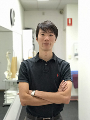 David Chiang - Browns Plains Physio